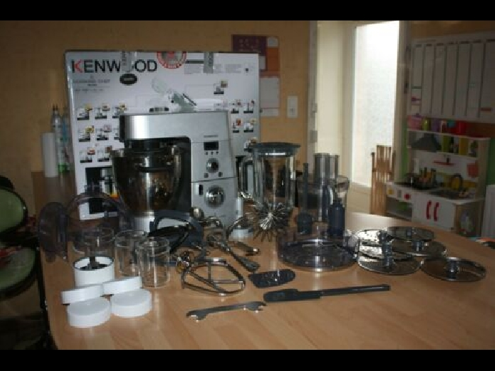 cooking chef premium KM099 KENWOOD