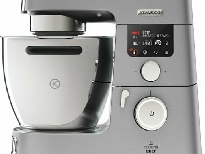 Cooking Chef Gourmet Robot de Cuisine 1500 W Induction