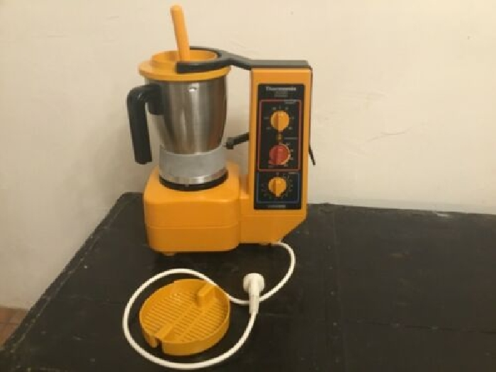 VORWERK THERMOMIX 3000 ORANGE vintage