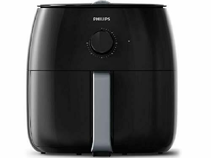 Philips Airfryer XXL Air Chaud Friteuse sans OL, Twin Turbo Star hd9630/90, ...