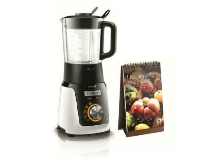 PHILIPS - BLENDER CHAUFFANT HR 2098/30 -