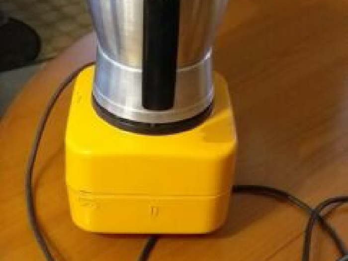 THERMOMIX VORWEK TM 3000 ORANGE vintage