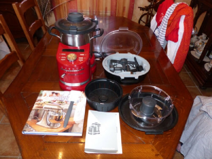 Cook Processor KitchenAid sous garantie