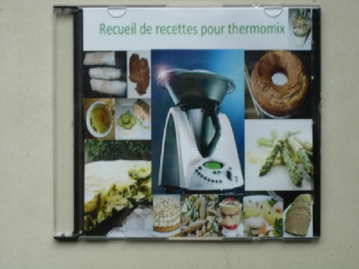 livre numerique 1500 recettes avec photos thermomix tm31 tm5 format pdf sur cd momix annonce. Black Bedroom Furniture Sets. Home Design Ideas