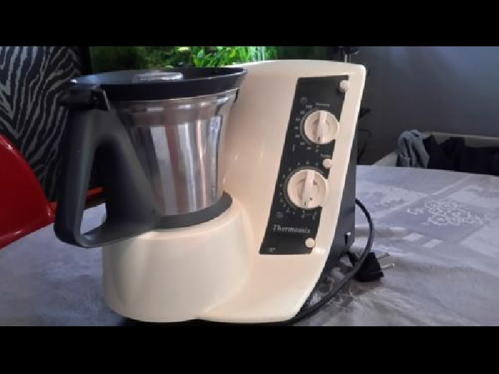 Robot de cuisine thermomix tm21 momix annonce for Robot de cuisine vorwerk