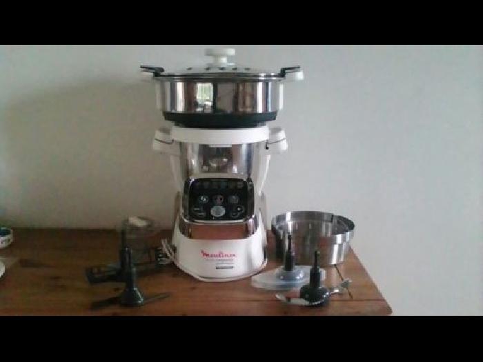 Robot cuiseur companion moulinex momix annonce - Robot cuiseur moulinex ...