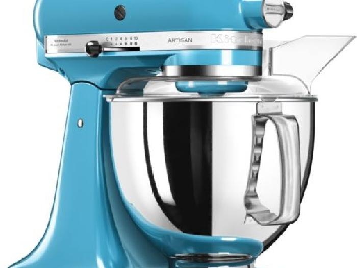 robot kitchenaid 5ksm175psecl bleu lag momix annonce. Black Bedroom Furniture Sets. Home Design Ideas